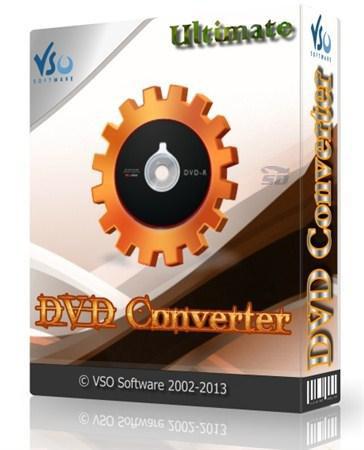 نرم افزار استخراج و تبدیل فیلم های DVD به سایر فرمت ها - VSO DVD Converter Ultimate 4.0.0.29