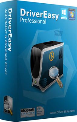 نرم افزار دانلود اتوماتیک و آپدیت درایورهای سیستم - DriverEasy Professional 4.9.15