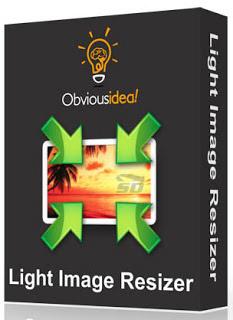 نرم افزار تغییر سایر عکس بدون افت کیفیت - Light Image Resizer 4.7.7