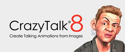 نرم افزار طراحی شخصیت انیمیشنی - Reallusion CrazyTalk Pipeline 8