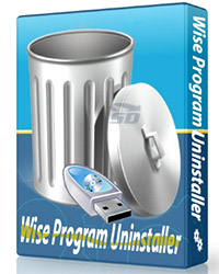 نرم افزار حذف برنامه های نصب شده - Wise Program Uninstaller 1.92