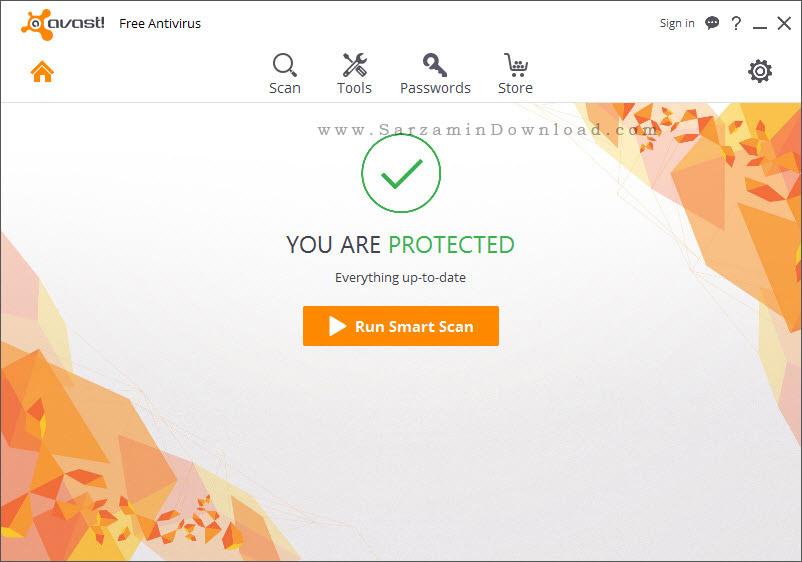 آنتی ویروس اوست نسخه رایگان - Avast Free Antivirus 11.2.2732