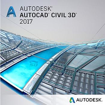 نرم افزار اتوکد سیویل - Autodesk AutoCAD Civil 3D 2017