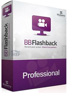 نرم افزار ساخت فیلم های آموزشی - BB FlashBack Pro 5.15