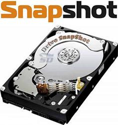 نرم افزار پشتیبان گیری از درایو های هارد - Drive SnapShot 1.43