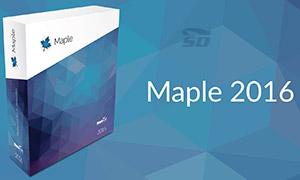نرم افزار ریاضیات - Maplesoft Maple 2016