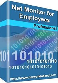 نرم افزار نظارت بر کامپیوتر های شبکه - Net Monitor for Employees Pro 5.1.13