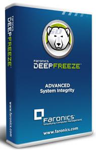 نرم افزار جلوگیری از ایجاد تغییرات در ویندوز، دیپ فریز - Deep Freeze Enterprise 8.32.220