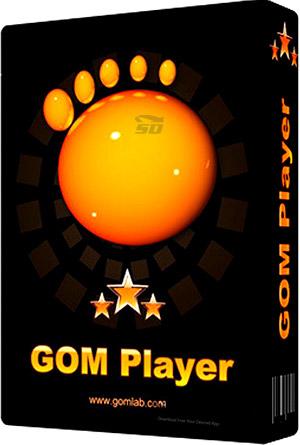 نرم افزار پخش فایل های صوتی و تصویری - GOM Media Player 2.3.2