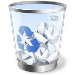 آموزش حذف کردن فایل ها بدون ماندگاری در سطل زباله ویندوز