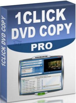 نرم افزار کپی کردن DVD با یک کلیک - 1CLICK DVD Copy Pro 5.1.0.7