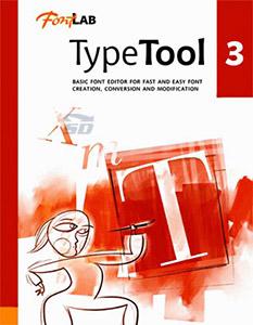نرم افزار طراحی و ساخت فونت - TypeTool 3.1.2