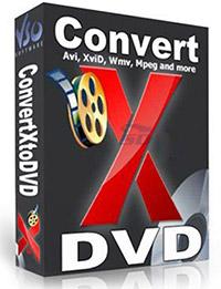 نرم افزار حرفه ای تبدیل فیلم به دی وی دی - ConvertXtoDVD 6.0.0.37