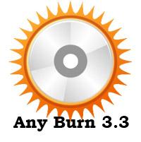 نرم افزار رایت CD و DVD حرفه ای - Any Burn 3.3