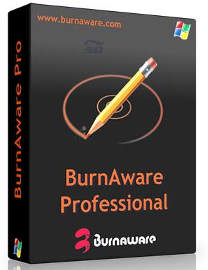 نرم افزار رایت ساده و آسان - BurnAware Professional 9.2