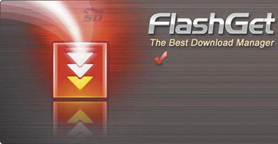 نرم افزار مدیریت دانلود - FlashGet 3.7