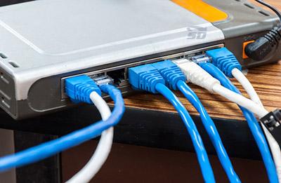 آموزش غیر فعال کردن وایرلس هنگام اتصال کابل LAN