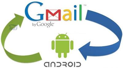 آموزش بازیابی دفترچه تلفن اندروید با استفاده از جیمیل