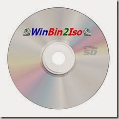 نرم افزار تبدیل فرمت BIN به ایزو - WinBin2Iso 2.91