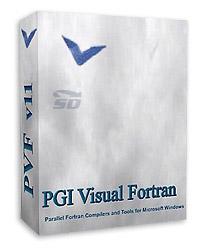 نرم افزار برنامه نویسی ویژوال فرترن - PGI Visual Fortran 13.9