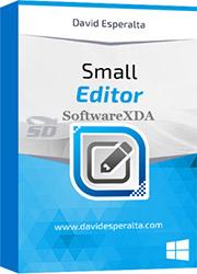 نرم افزار ویرایشگر متن و کد - Small Editor 2016.11