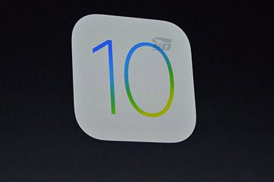 معرفی رسمی نسخه جدید سیستم عامل اپل iOS 10