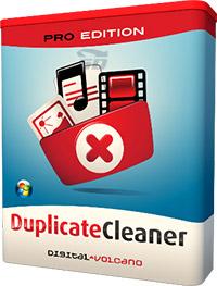 نرم افزار پاک کردن فایل های تکراری - DigitalVolcano Duplicate Cleaner Pro 4