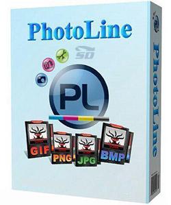 نرم افزار حرفه ای ویرایش تصاویر - PhotoLine 19.51