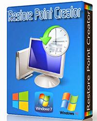 نرم افزار مدیریت بر ریستور ویندوز - Restore Point Creator 4.2