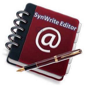 نرم افزار ویرایشگر متن - SynWrite 6.21
