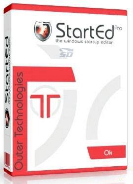 نرم افزار افزایش سرعت ویندوز و مدیریت بوت - StartEd Pro 5.5