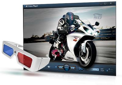 نرم افزار پخش فیلم سه بعدی - 3D Video Player 4.5.1.1