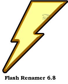 نرم افزار تغییر نام گروهی فایل ها - Flash Renamer 6.71