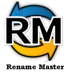 نرم افزار تغییر نام گروهی فایل ها - Rename Master 3.12