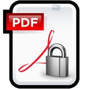 آموزش رمز گذاری روی PDF