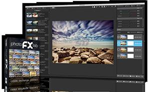 نرم افزار افکت گذاری روی عکس - Topaz photoFXlab 1.2.10