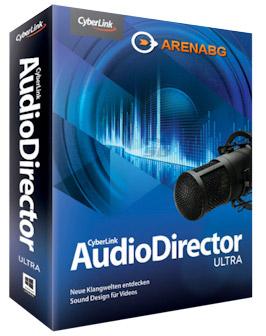 نرم افزار صدا گذاری روی فیلم - CyberLink AudioDirector Ultra 6
