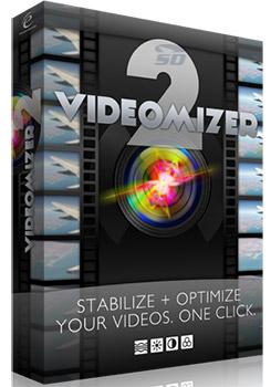 نرم افزار شفاف سازی فیلم - Engelmann Media Videomizer 2