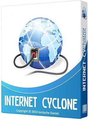 نرم افزار افزایش سرعت دانلود - Internet Cyclone 2.27