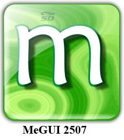 نرم افزار کاهش حجم فیلم بدون افت کیفیت - MeGUI 2507