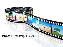 نرم افزار ساخت فیلم با عکس - PhotoFilmStrip 1.3.99