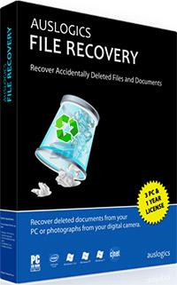 نرم افزار بازیابی فیلم های پاک شده - Auslogics File Recovery 7