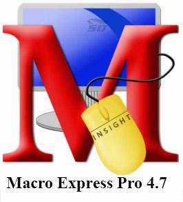 نرم افزار انجام کارهای تکراری در کامپیوتر - Macro Express Pro 4.7.1