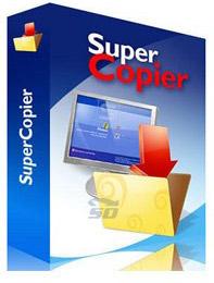 نرم افزار کپی سریع - SuperCopier 4.0.1