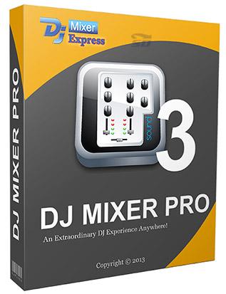 نرم افزار ساخت ریمیکس آهنگ - DJ Mixer Professional 3.6.5