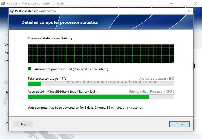 نرم افزار افزایش سرعت سیستم - PCBoost 5.7.11