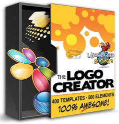 نرم افزار طراحی لوگو - The Logo Creator 6.6