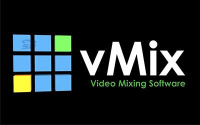 نرم افزار حرفه ای میکس فیلم های کیفیت بالا -  vMix 17