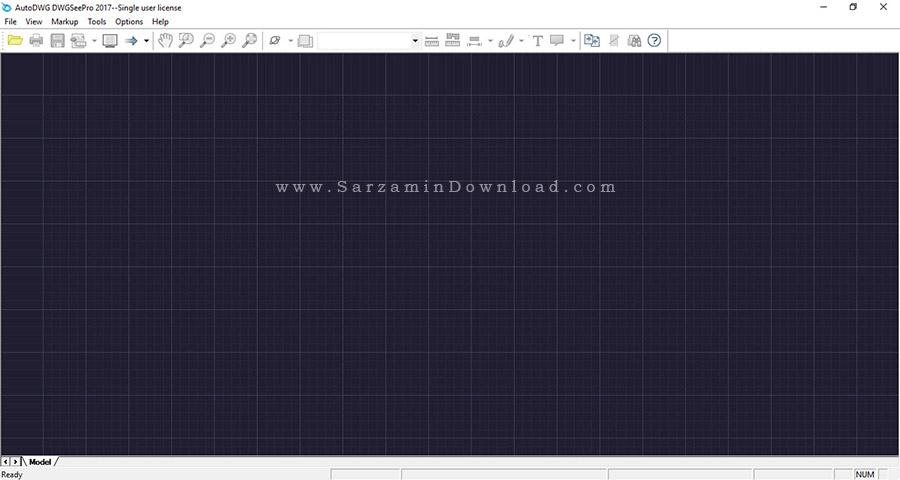 نرم افزار مشاهده فایل های اتوکد - AutoDWG DWGSee Pro 2017