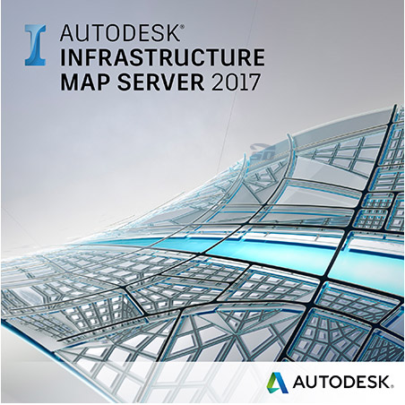 نرم افزار اشتراک گذاری نقشه های چی آی اس - Autodesk Infrastructure Map Server 2017